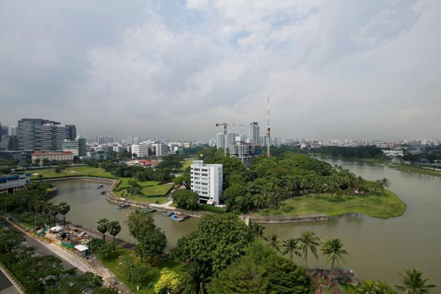 Kampong Bugis is one of three rejuvenated districts that the authorities unveiled last year.