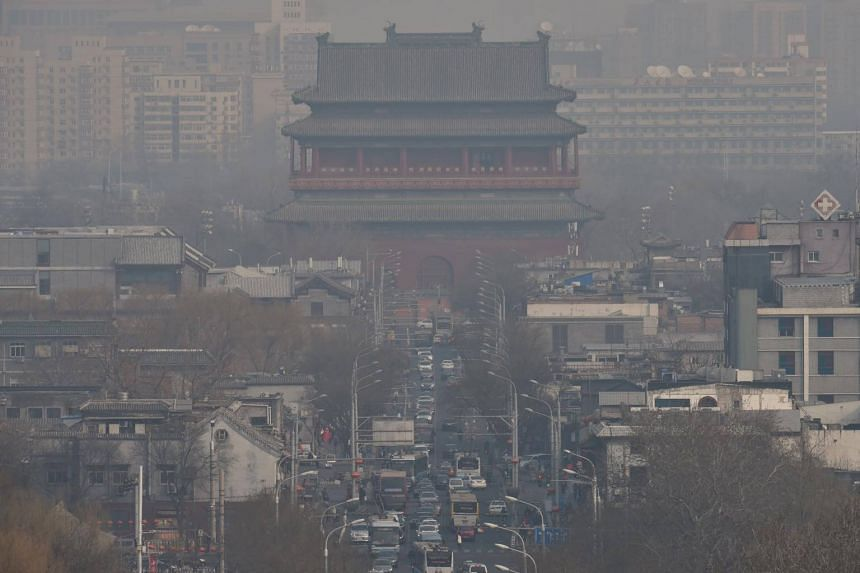 Air Pollution Linked To Slower >> China Environment Ministry Warns Of Stalemate In War On Air