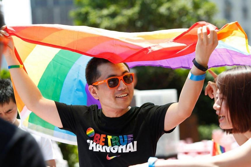 """China's gay community scored a victory after a massively popular social media platform Sina Weibo reversed a ban on """"homosexual"""" content."""