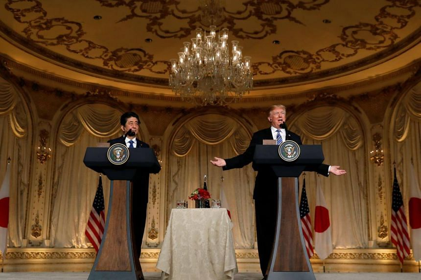 As he headed to the US earlier this week, Japanese Premier Shinzo Abe had said the abduction issue would be high on his agenda, and he thanked US President Donald Trump profusely for his support on the matter at the press conference on April 18, 2018