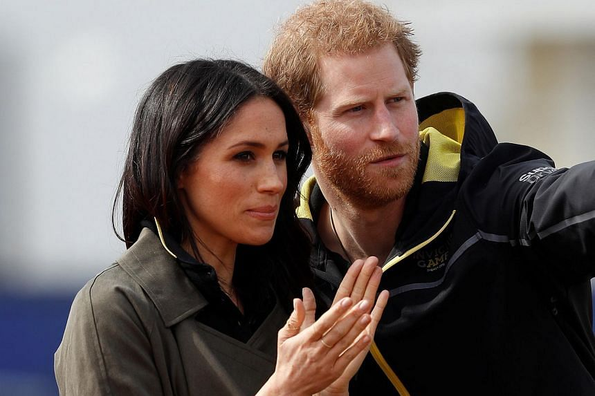 Prince Harry and Meghan Markle were set up by a mutual friend when the latter was passing through London in July 2016.
