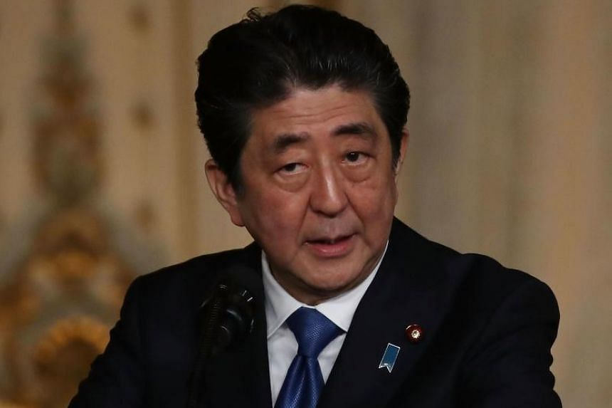 Battered by scandals involving suspected cronyism, Japan Prime Minister Shinzo Abe's ratings have slid near or below 30 per cent,  sparking talk he might step down sooner.
