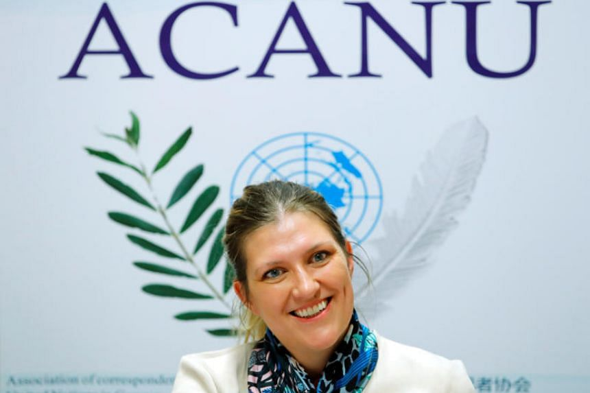 ICAN Executive Director Beatrice Fihn said US President Donald Trump was not responsible for bringing North Korean leader Kim Jong Un to the negotiating table, since each hostile tweet merely prompted an equally hostile reaction from Pyongyang.