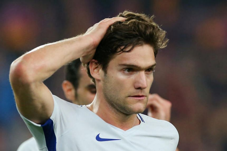 Chelsea defender Marcos Alonso will miss Chelsea's next three matches after an Independent Regulatory Commission ruled he had committed an act of violent conduct against Southampton's Shane Long.