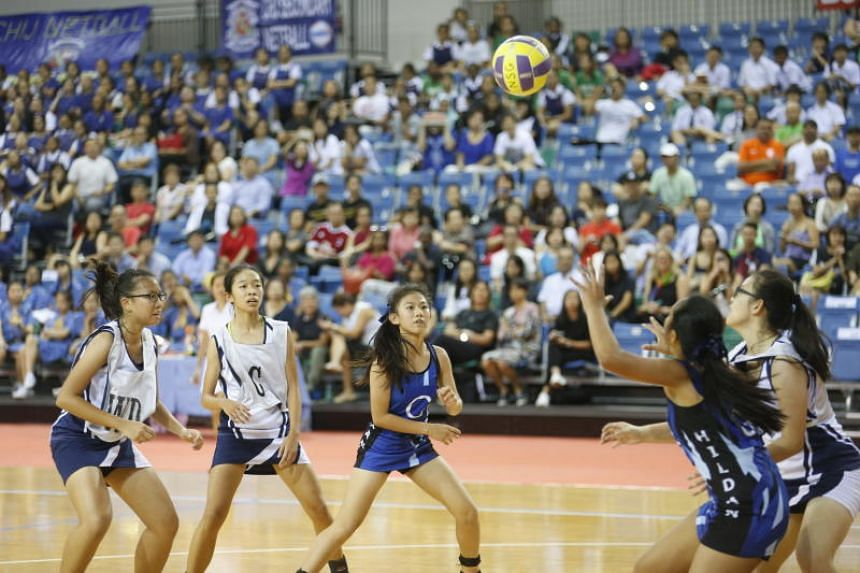 CHIJ, the 2016 champions, defeated first-time finalists St Hilda's 33-23 to wrest back the title after finishing second last year.