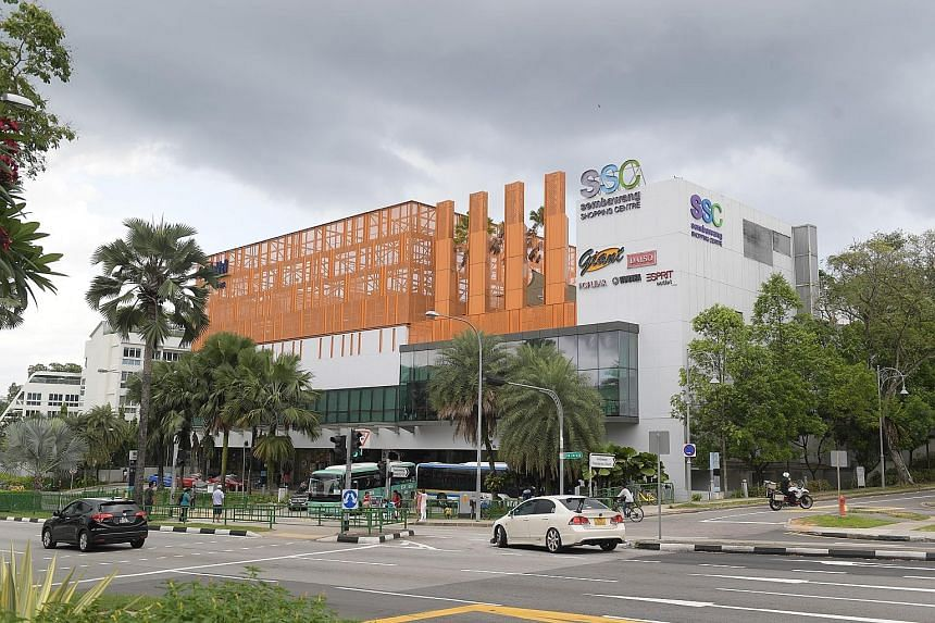 The bid for Sembawang Shopping Centre lodged by the joint venture comprising Lian Beng Group and Apricot Capital was almost double the $126 million valuation for the property as of Dec 31 last year.