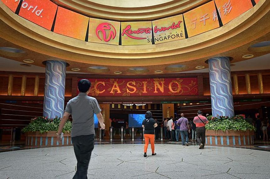 One challenge is that Singapore's casinos face increasing regional competition.