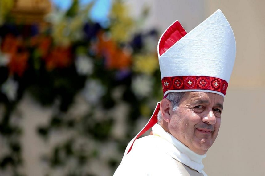 """The Chilean Church's call for  Bishop Juan Barros's resignation follows a letter from Pope Francis in which the Argentine pontiff said he had made """"grave mistakes"""" in handling a sexual abuse crisis."""