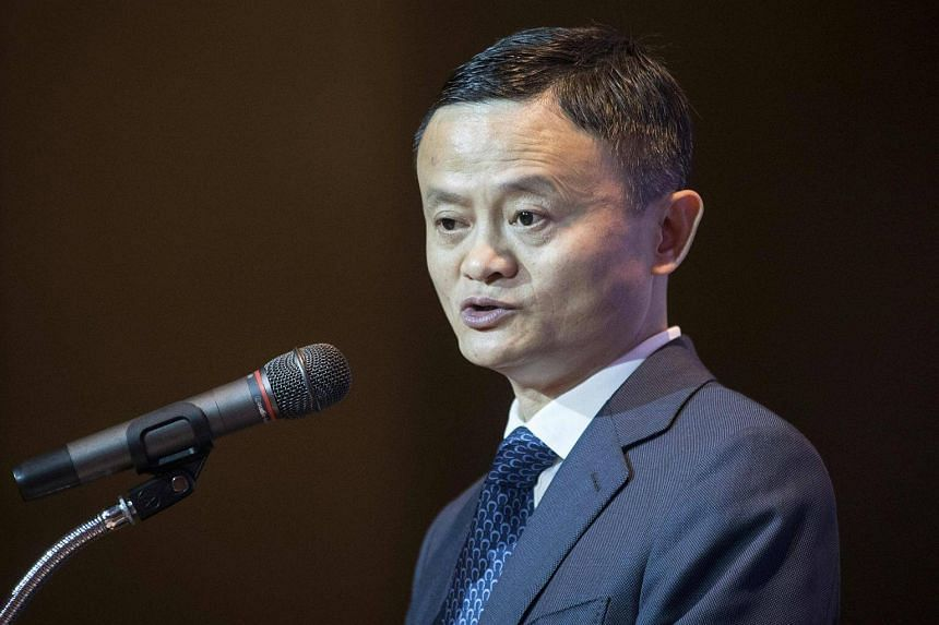 """Alibaba founder Jack Ma signed four memorandums of understanding in Thailand, marking the start of Alibaba's investment in Thailand's Eastern Economic Corridor and a related """"Smart City"""" project."""