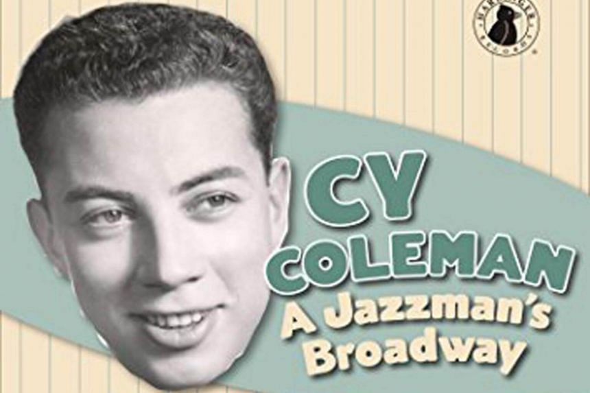 A Jazzman's Broadway covers Cy Coleman's time as a cabaret performer, tinkling the ivories and singing in his slightly bristly, easygoing tenor.