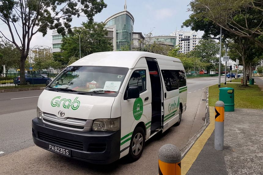 GrabShuttle for Schools adds a four-seater taxi option to the existing GrabShuttle service, which offers rides on 13- or 23-seater vehicles. Fewer stops with the four-seater option means students can get to school more quickly, says Grab.
