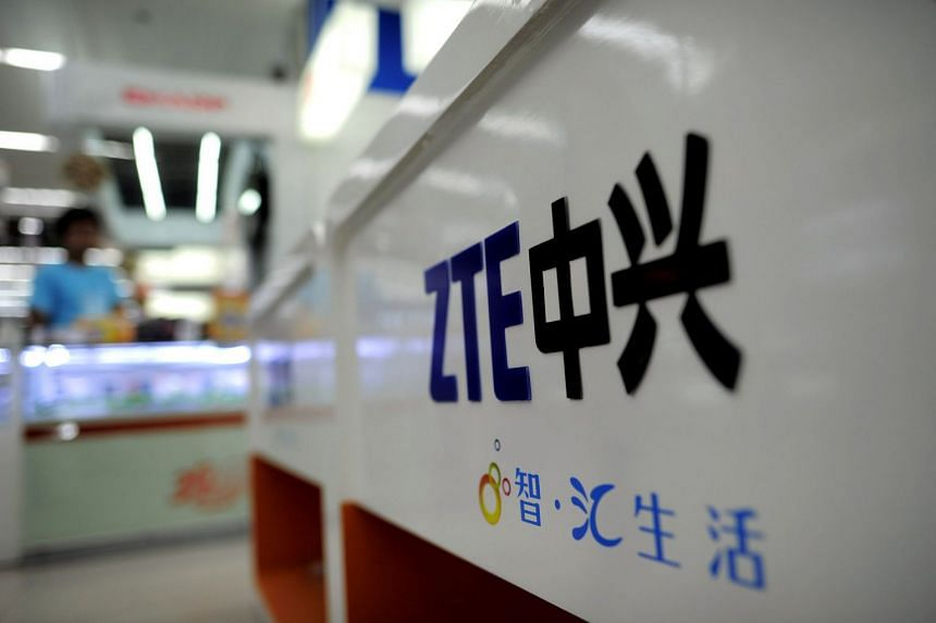 China's ZTE Corp said that a ban on the sale of parts and software to the company was unfair and threatens its survival, and vowed to safeguard its interests through all legal means.