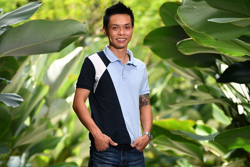 While serving his sentence, Mr Desmond Koh learnt basic skills as well as logistics.