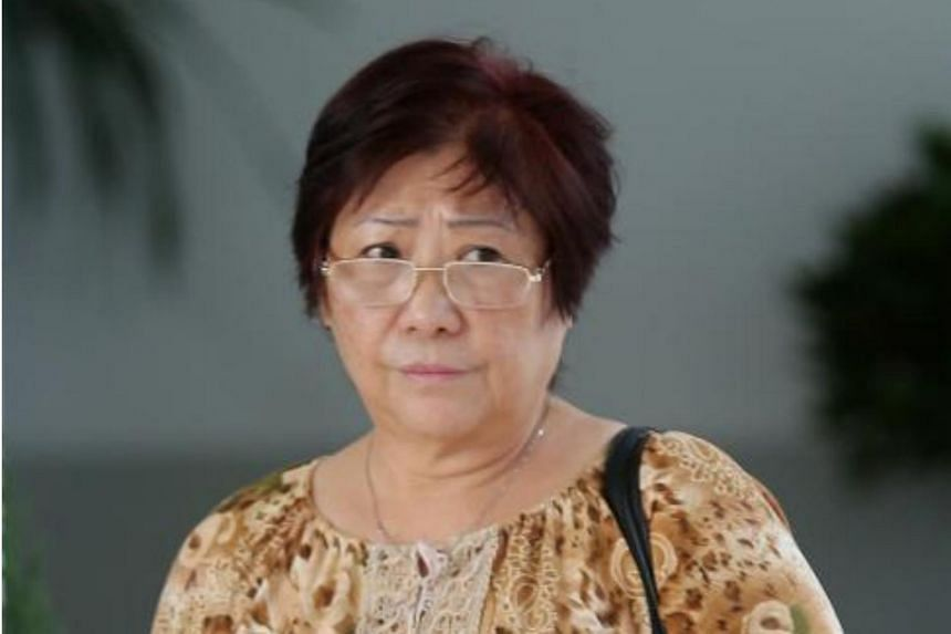 Pang Yeow Biah pleaded guilty to 10 counts of fraudulently obtaining goods and services tax tourist refunds totalling $8,302.05.