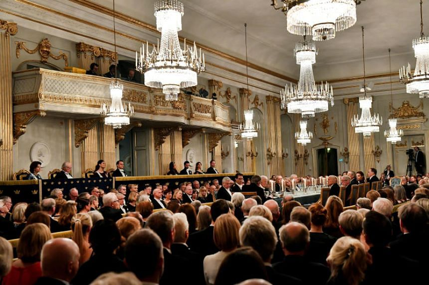 The Academy said the reputation of the Nobel Prize for Literature, which every year puts the Nordic country in the international spotlight, had been greatly damaged by the bad publicity.