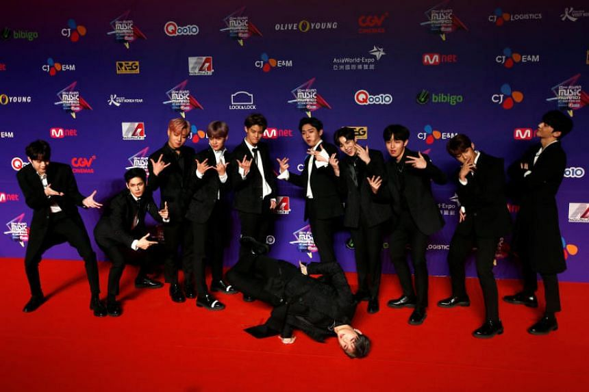 Even though Wanna One made their debut only a year ago, the 11-member boy band have become huge in the K-pop music scene.