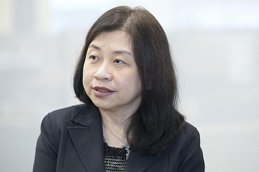Datapulse investor Ng Bie Tjin and Mr Ng Boon Yew were proposed as directors at the meeting. Ms Ng wanted to oust chief executive Wilson Tengand three other directors, but was unsuccessful.