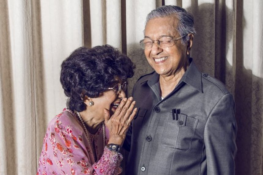"""Dr Siti Hasmah Mohd Ali said she would be """"the first one"""" to support her husband if he becomes Prime Minister again."""