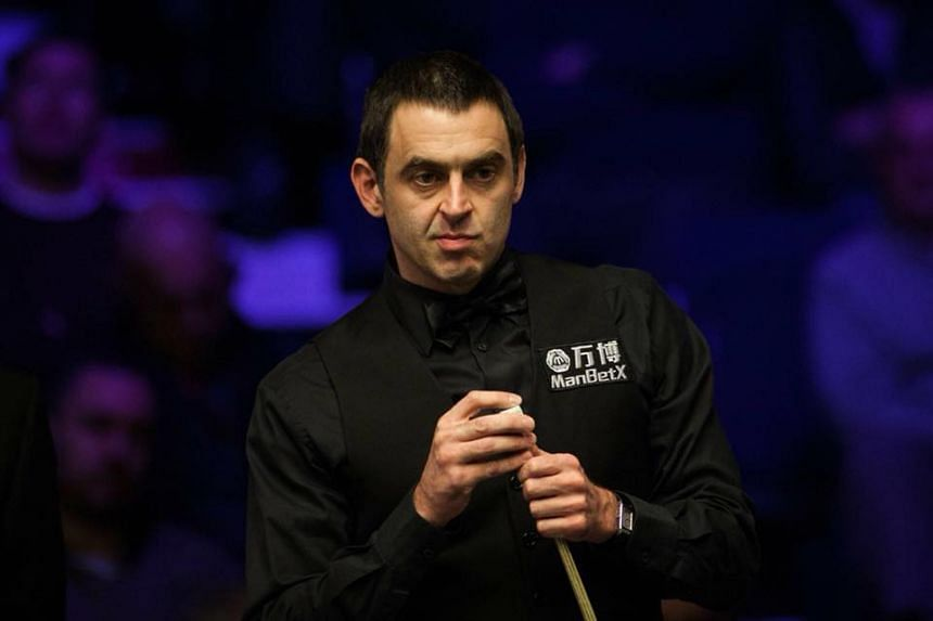 """Snooker great Ronnie """"Rocket"""" O'Sullivan can become the first snooker player to earn over £1 million (S$1.8 million) in a season if he reaches the final, having already accrued £824,500 while snapping up a record-equalling five ranking titles."""