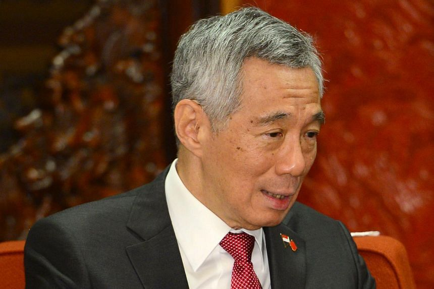 PM Lee's call for countries to promote trade was made at the Commonwealth Heads of Government Meeting on April 19.