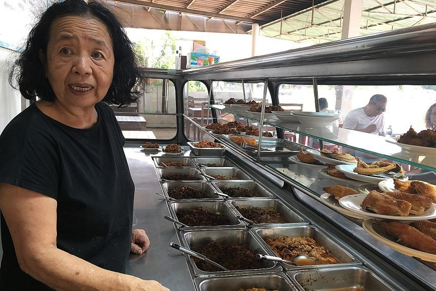 Grandma Tum's Wild Curry restaurant owner Paungrat Janjaroen, 66, serves an array of exotic meat at her popular eatery, including crocodile, deer and ostrich. She says she relies on farmed game and does not buy from poachers who kill animals in the p