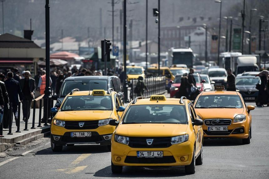 There are almost 17,400 official yellow taxis in Istanbul, providing an essential and relatively affordable service in a gigantic city where public transport often falls short.