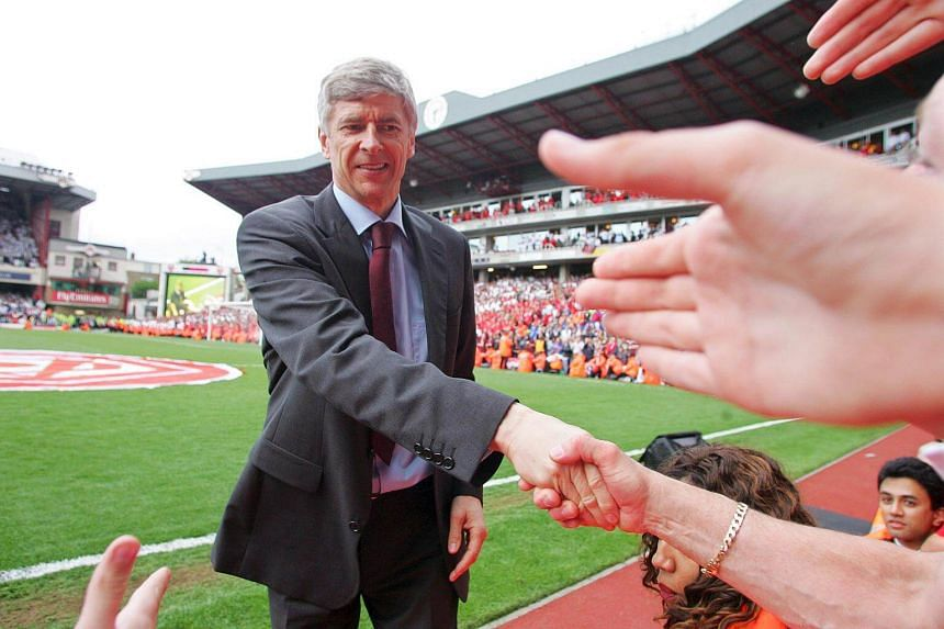 Announcing he was standing down this summer, rather than staying on for another troubled year, Arsenal's manager Arsene Wenger has made the right decision.