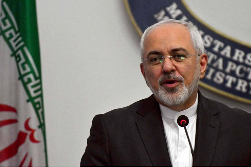 Foreign Minister of The Islamic Republic of Iran Mohammad Javad Zarif said if Washington leaves the deal, there were many options being considered by Tehran.