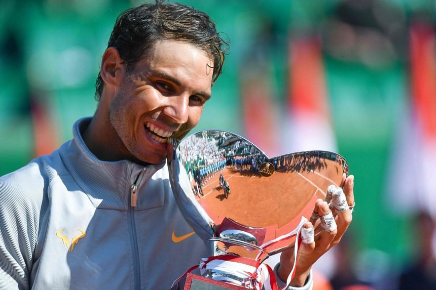 Tennis Nadal Eases Past Nishikori To Claim Record Extending 11th Monte Carlo Title Tennis News Top Stories The Straits Times