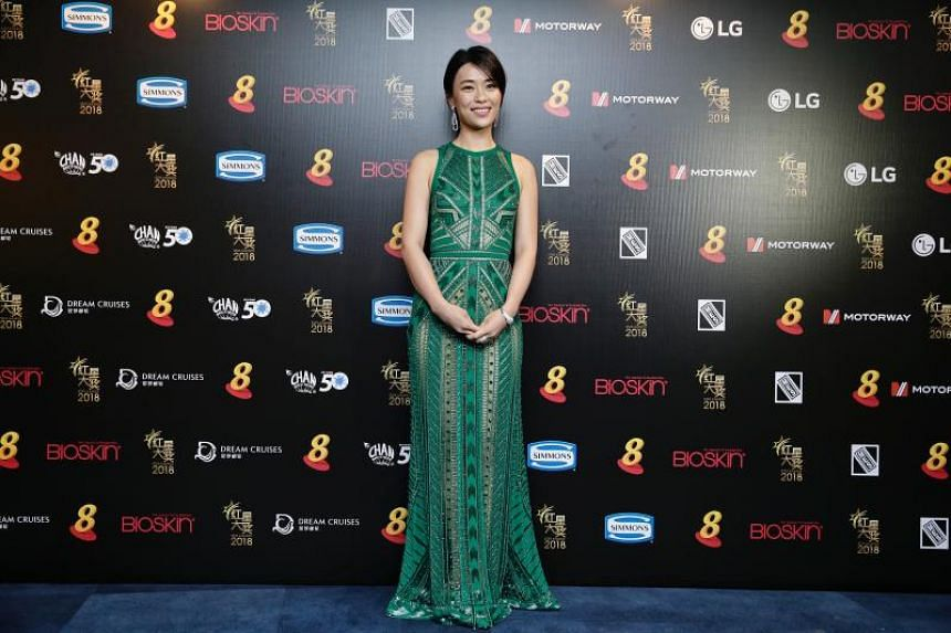 Rebecca Lim won the Best Actress Award for her role in The Lead, for portraying an actress who cannot act.