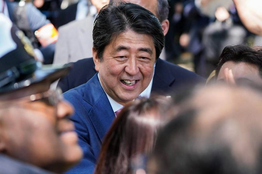 Japan prime minister Shinzo Abe's public support rating has fallen below 30 per cent, the lowest since he took office in late 2012.