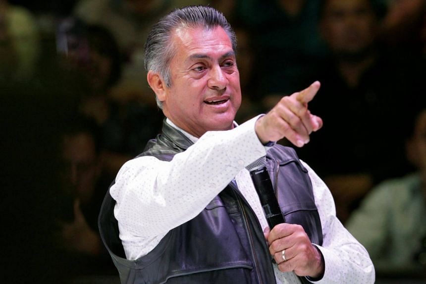 Jaime Rodriguez, an independent known as El Bronco, made the proposal during a discussion about corruption in the first televised debate among the five presidential candidates ahead of the July 1 election.