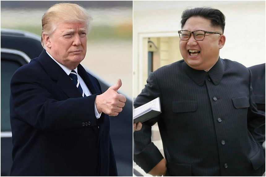 US President Donald Trump has said his meeting with Kim Jong Un could take place in late May or June but has warned it could be called off if he did not think it could deliver the desired results.