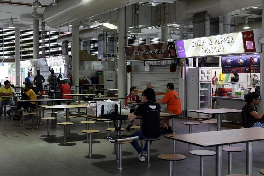 Yishun Park Hawker Centre has struggled to bring in enough customers since its opening last September.