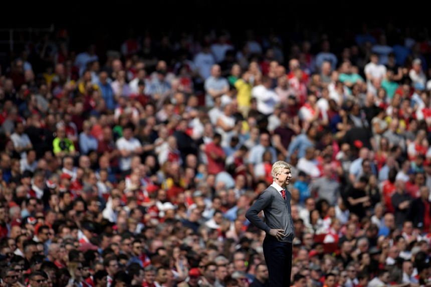 Arsenal manager Arsene Wenger will step down at the end of the season after 22 years in charge.