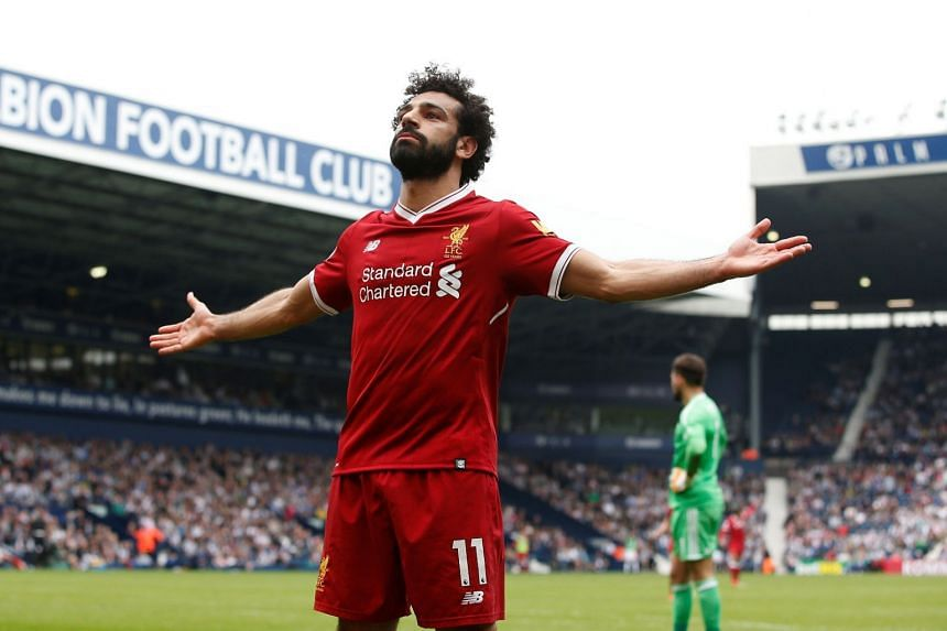 Liverpool's Mohamed Salah was crowned the Premier League's Players' Player of the Year.