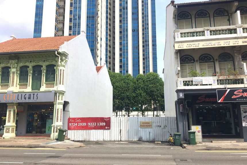 The site is situated between 251 Jalan Besar Road and 255 Jalan Besar Road, and occupies a total land area of about 3,230 sq ft.