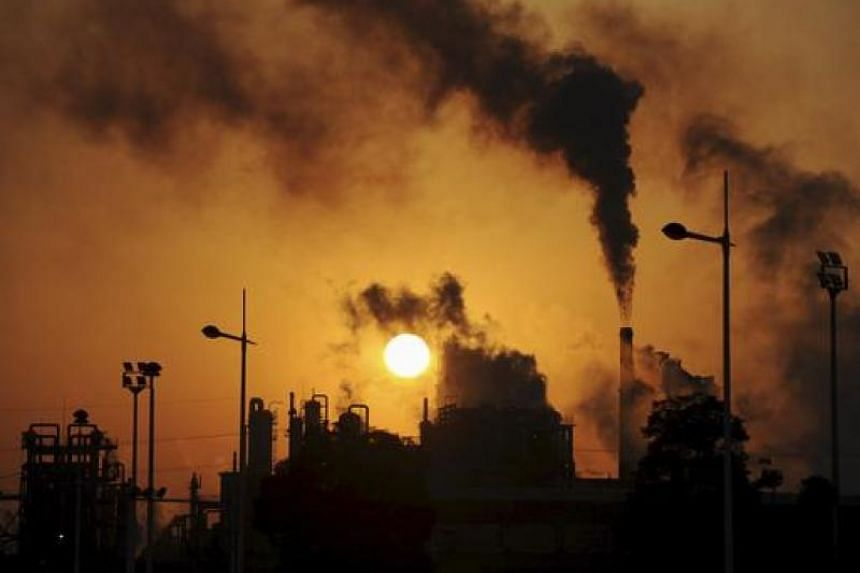 The study by the Massachusetts Institute of Technology said China would have to slash carbon dioxide emissions by about four per cent each year to save nearly 94,000 lives through cleaner air in that time span.