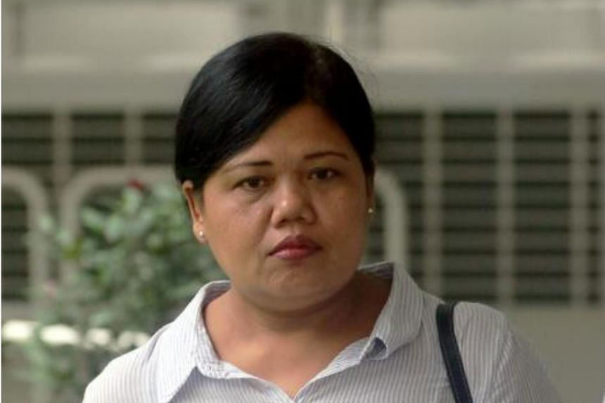 If convicted, Parti Liyani faces up to seven years in jail and a fine on each of her four theft charges.