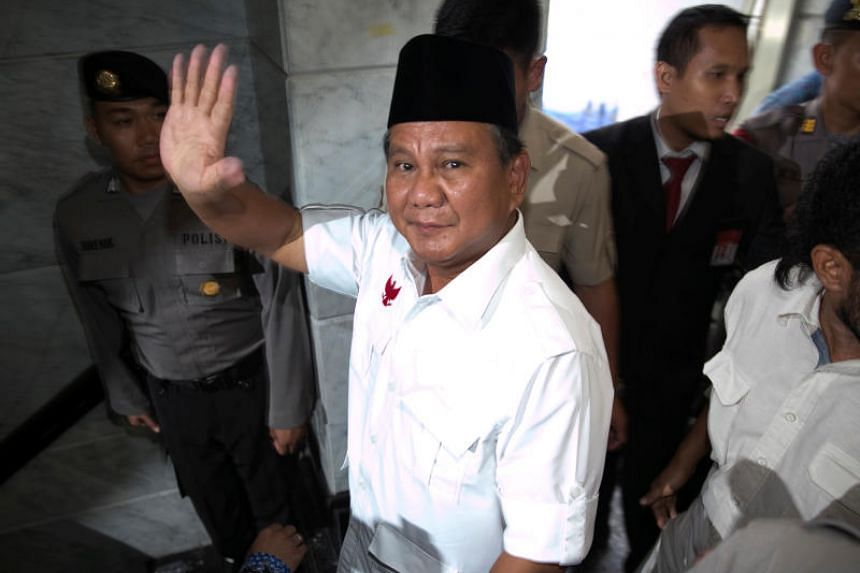 Prabowo Subianto was recently named presidential candidate by Gerindra, Indonesia's largest opposition party.