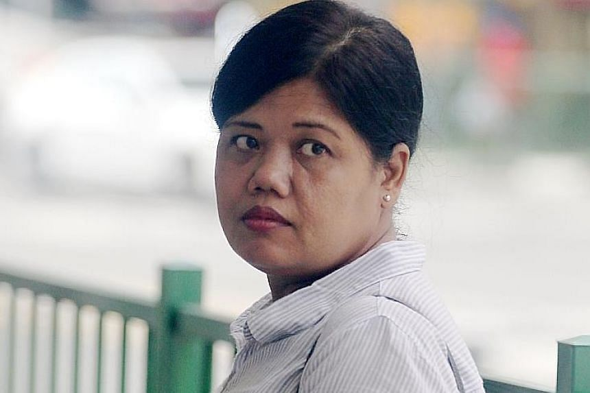 Parti Liyani is accused of stealing from the family of Changi Airport Group chairman Liew Mun Leong.