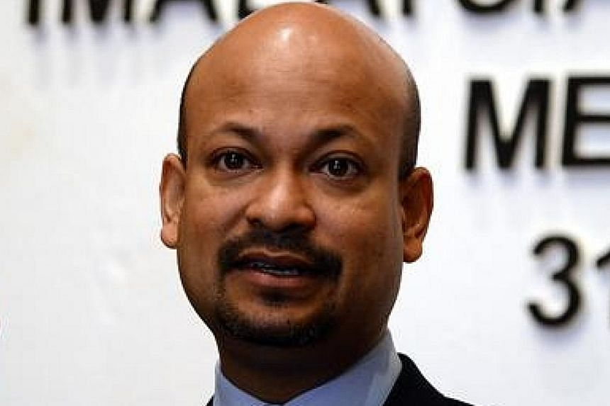 Mr Arul Kanda's roadshow reflects growing concern over the impact of the 1MDB scandal on the May 9 general election.