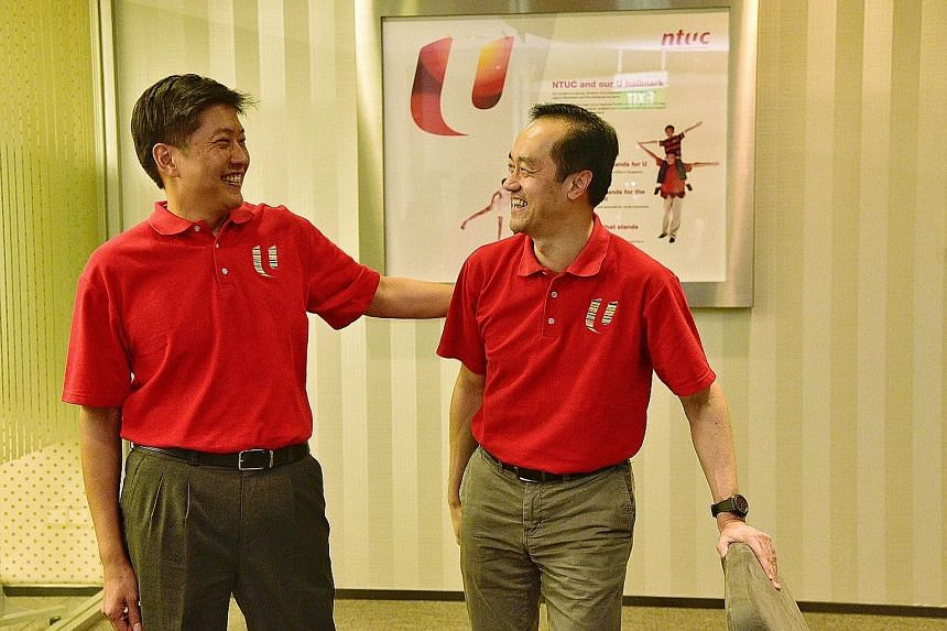 Mr Ng Chee Meng and Dr Koh Poh Koon have been co-opted into the central committee of the NTUC, as part of its leadership renewal. They will carry out union activities and broaden the NTUC's outreach to professionals, managers and executives, includin