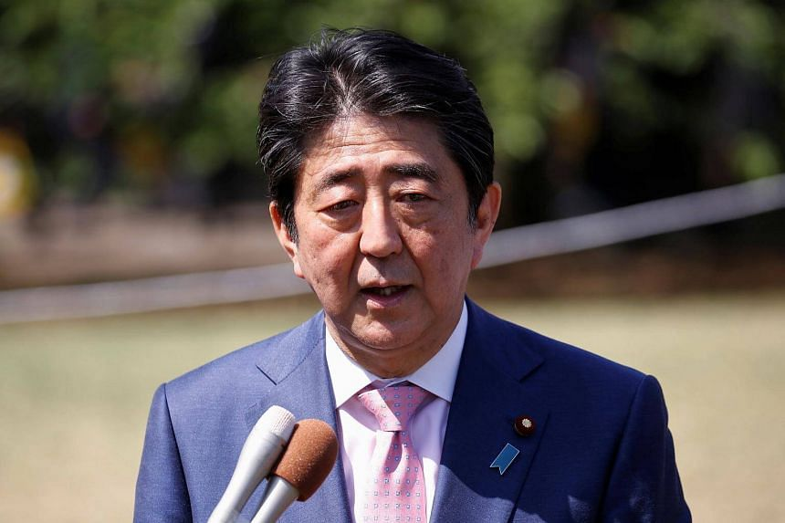Japan's Prime Minister Shinzo Abe also asked South Korean President Moon Jae In to raise the issue of Japanese abductees in North Korea during the inter-Korean summit.