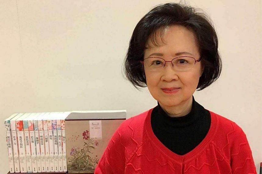 Taiwanese romance novelist Chiung Yao married publishing magnate Ping Shin-tao in 1978.