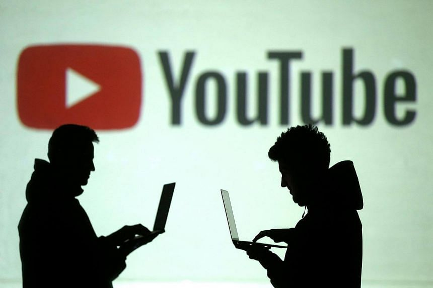 YouTube said it took down 8.28 million videos during the fourth quarter of 2017.