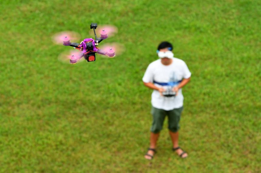 In a first, the Civil Aviation Authority of Singapore (CAAS) will use the event to promote the safe and responsible flying of drones, as drone user numbers climb.