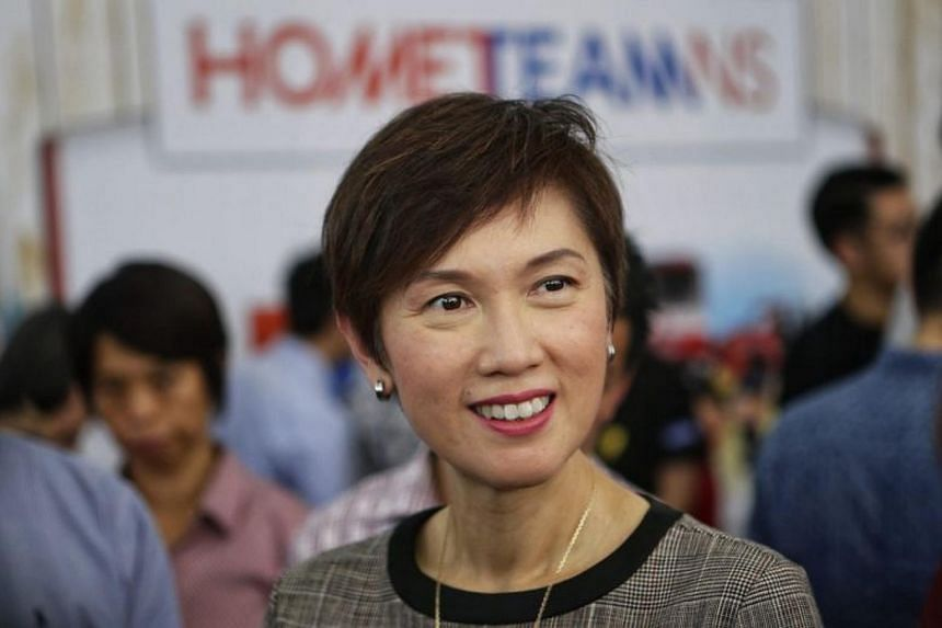 Ms Josephine Teo will be Manpower Minister from May 1.