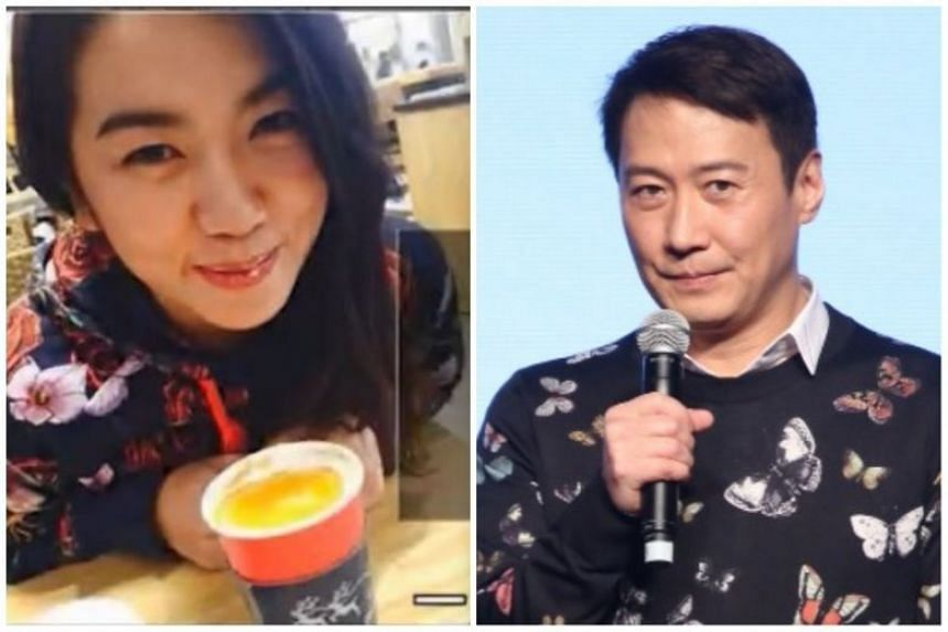Pop star Leon Lai and his assistant Wing Chan had recently and quietly welcomed a baby girl.