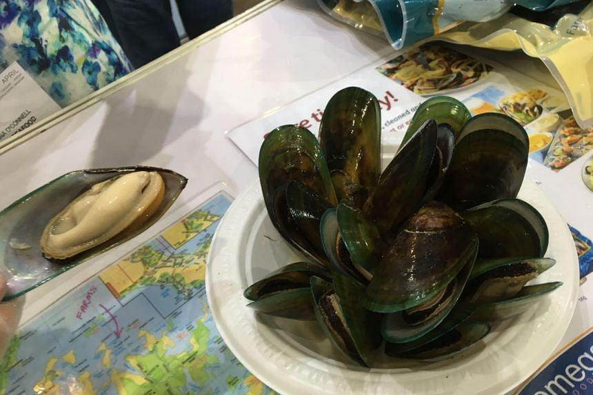 Omega Seafood's mussels are farmed in the pristine waters of New Zealand's Marlborough Sounds.